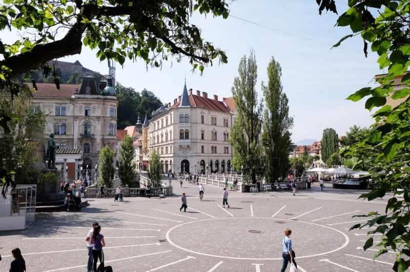 Заработная плата в Словении