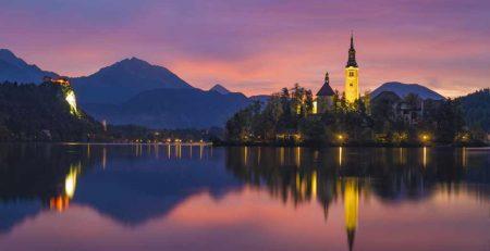 Налоги в Словении и соседних европейских странах (в Италии, Австрии)