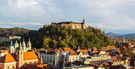 вида на жительство Словении