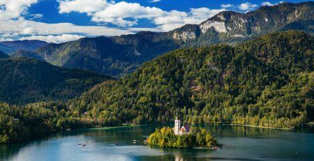 С бизнесом в Словении