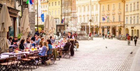Открыть ресторан в Словении
