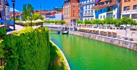 Транспортная экспедиция и логистика в Словении