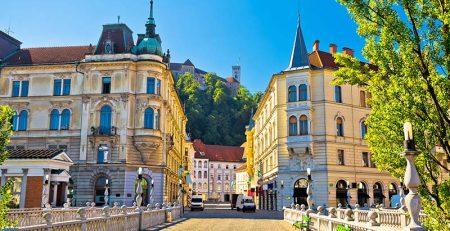 Формирование компании в Словении, ЕС