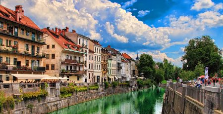 Представление Словении как возможное деловое направление