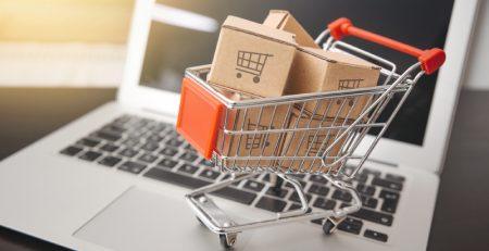 Онлайн торговля - популярная деловая активность в Словении, ЕС