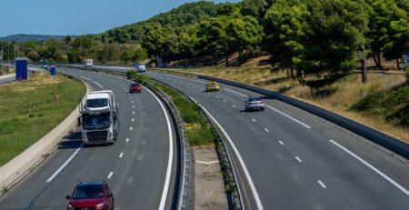Сбор на дорогах в Словении - изменения в 2021 году