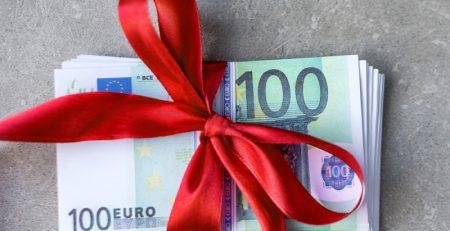 Юбилейная награда в Словении, ЕС когда, кому и сколько